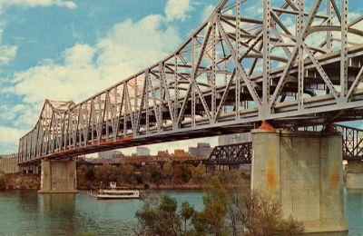 Controlling Board Brent Spence Bridge