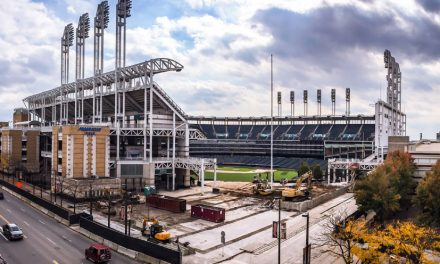 Renovation work at Progressive Field now under a PLA
