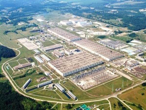 American Centrifuge Plant in Piketon.