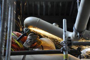 Oregon Clean Energy Pipe Welding