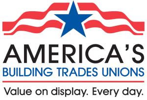 East Central Building Trades Logo