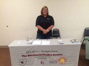 ACT Ohio Veterans Career Fair IBEW