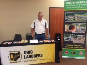 ACT Ohio Veterans Career Fair Laborers