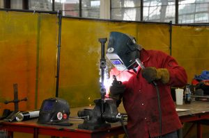 Apprenticeship Welding Training
