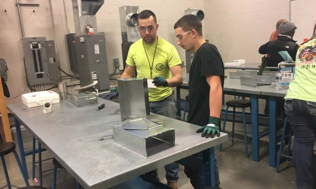 Columbus Building Trades Partners with the Community for Career Fair