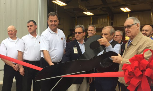 UA Local 168 Opens Training Center Addition