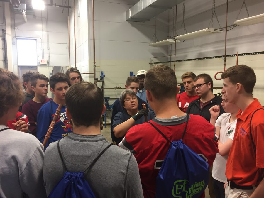UA Local 50 Hosts 350 Students at Piping Industry Day