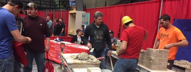 Construction Careers Job Fair Draws Hundreds of Students