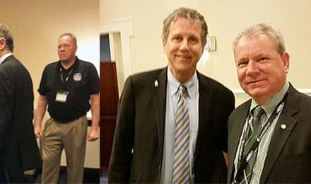 Building Trades Legislative Breakfast Hosts Sen. Brown, Rep. Johnson
