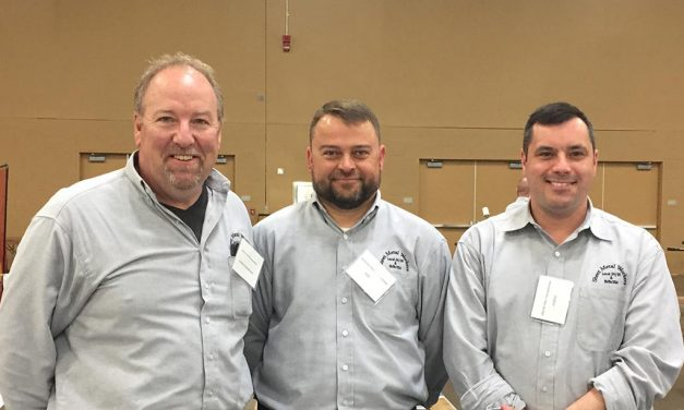 Building Trades Professionals Judge at SkillsUSA