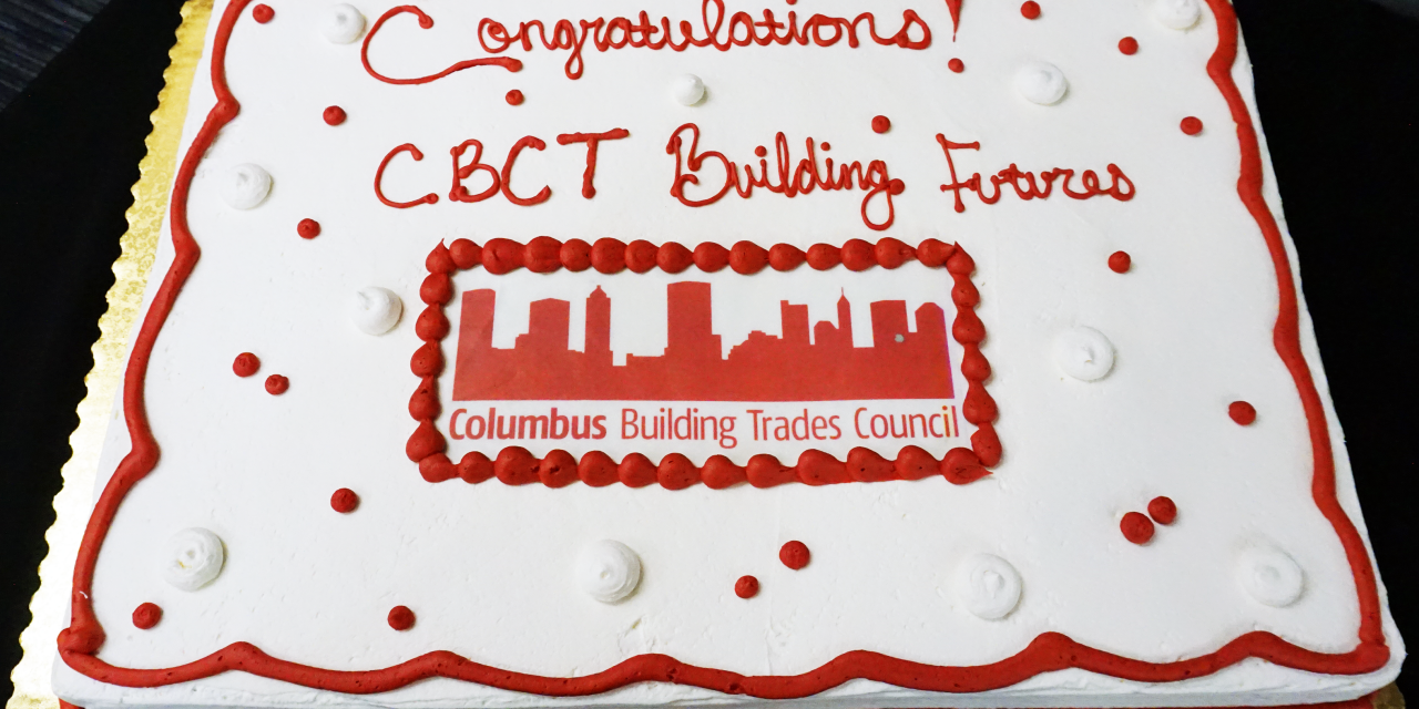 Building Futures Graduates Begin Careers in Columbus Building Trades