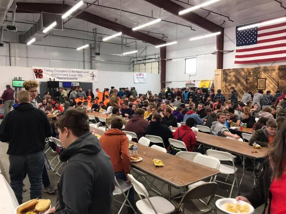 National Apprenticeship Week around Ohio's Building Trades