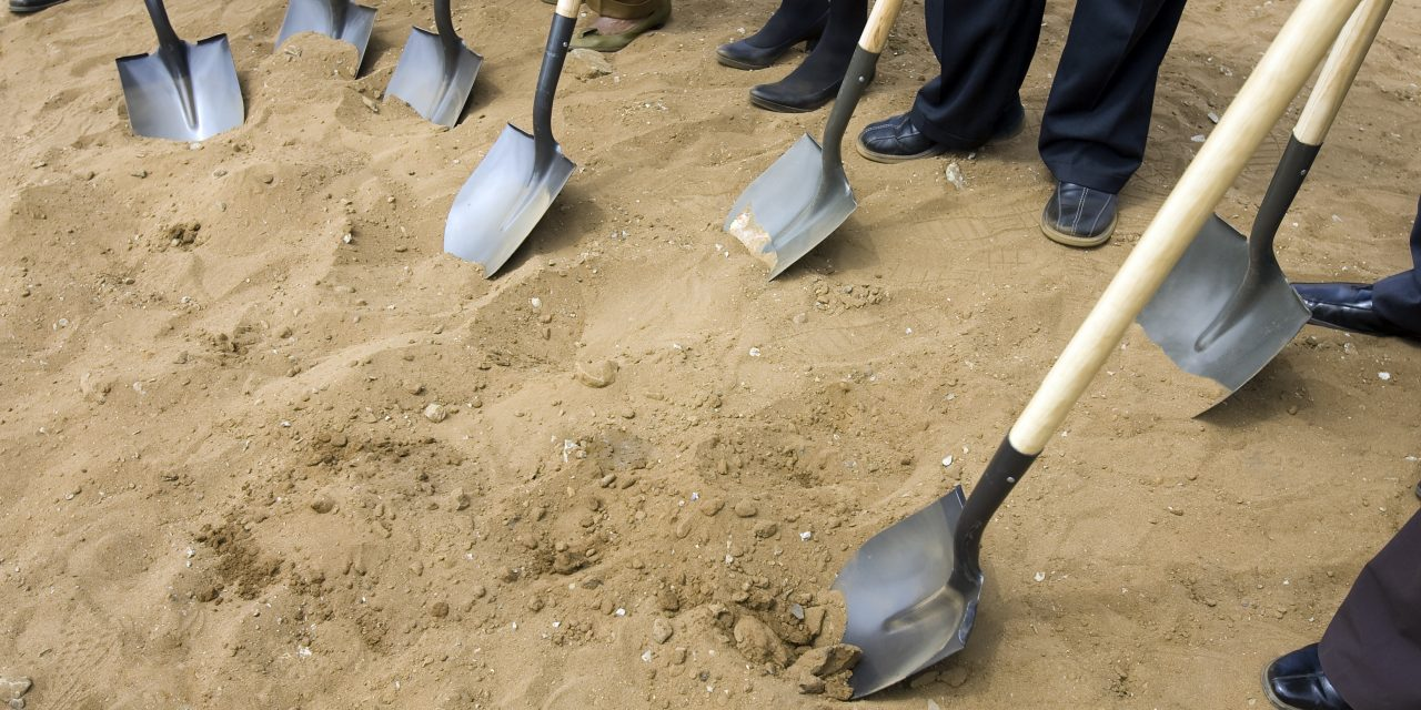 Cleveland Building Trades' Innovative Church + State Project Breaks Ground