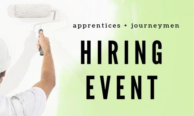 "IUPAT-DC6 Plans ""March Madness"" Apprentice Recruitment Campaign Across Ohio"