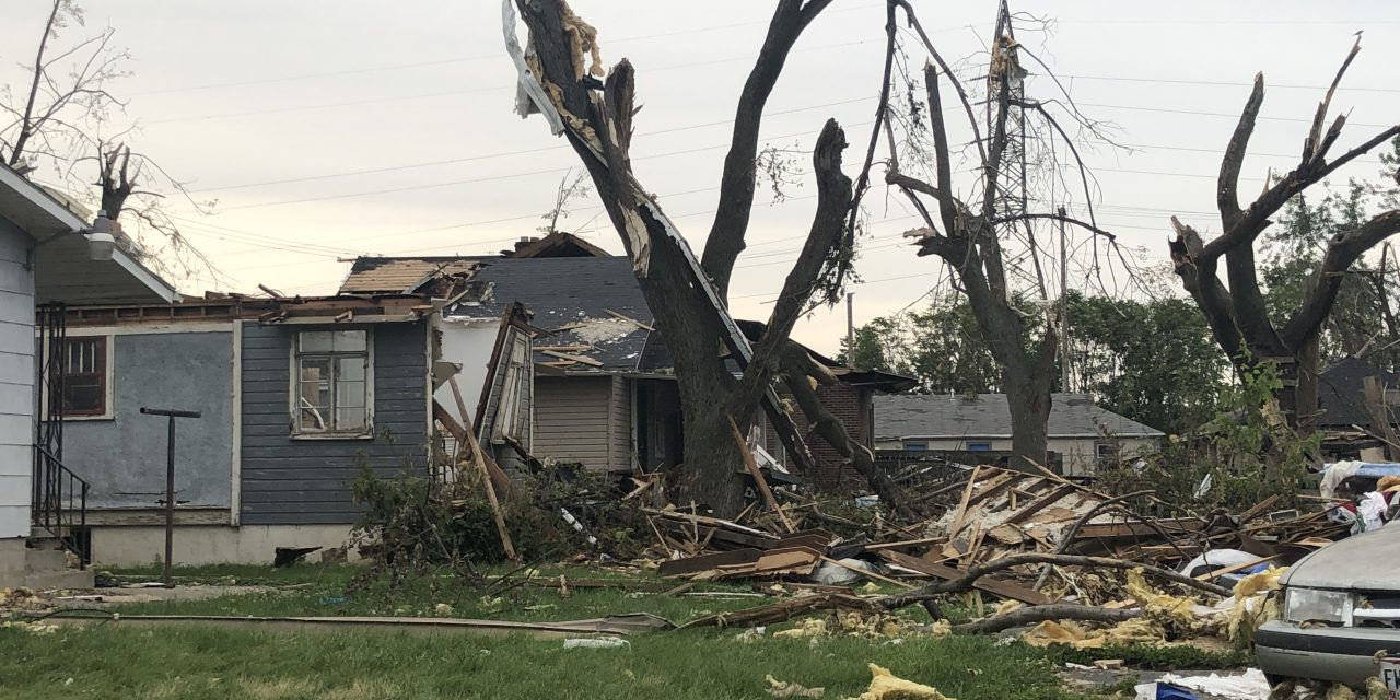 Support Ohio Tornado Recovery in the Dayton Region