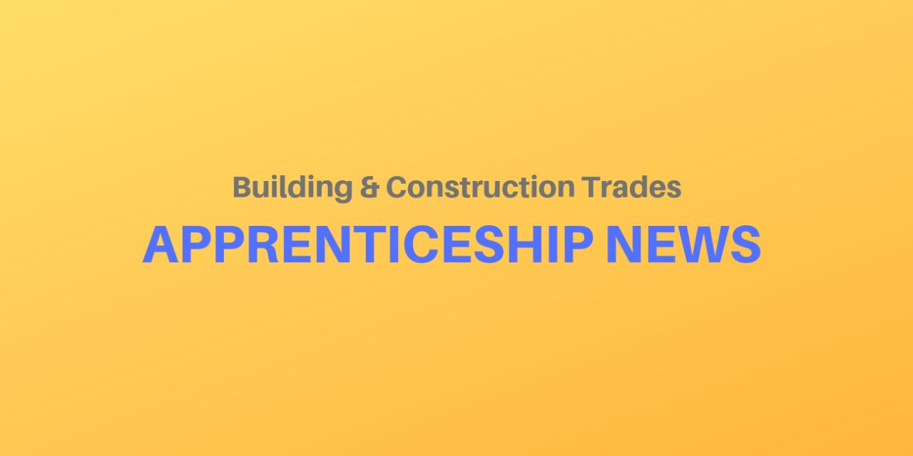 Construction Industry Exempt from Trump Apprenticeship Overhaul