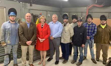Local 577 Apprenticeship Center Visited by First Lady DeWine