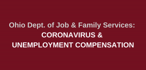 COVID-19 Resources and Ohio Construction Unemployment