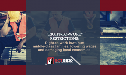 Right-to-Work Lie Hurts Middle-Class Families in Midwest