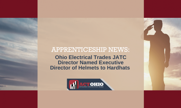 Akron Area Electrical JATC Training Director Named to Lead Helmets to Hardhats